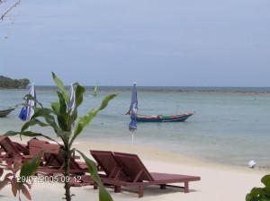 Turister till Thailand